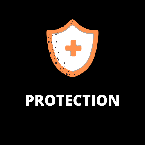 we give protection